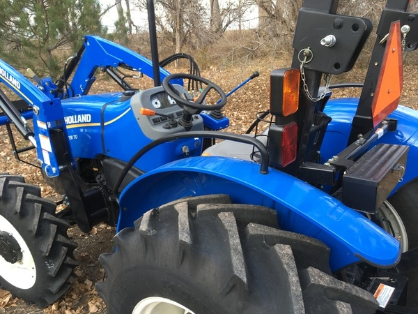 New Holland Workmaster 70 Tractor