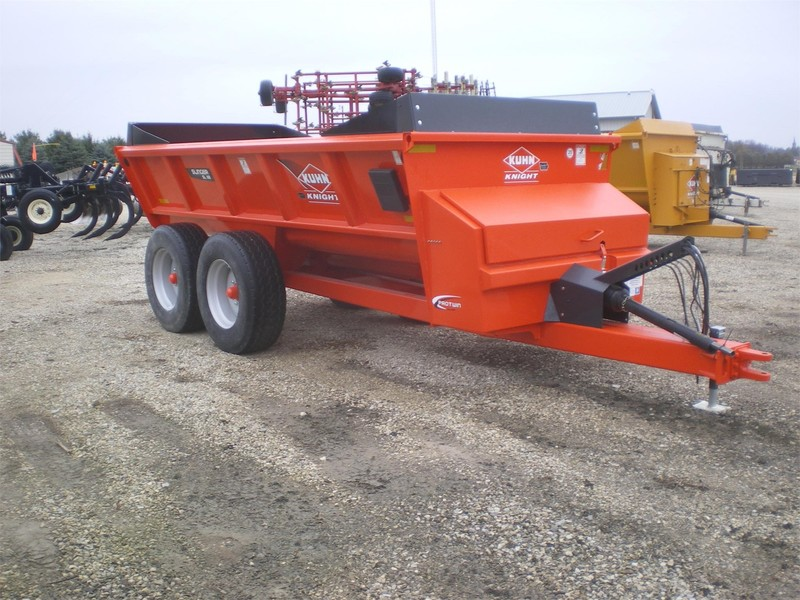 2017 Kuhn Knight SL 118 Manure Spreader