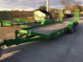 2013 Other 80X18 Flatbed Trailer