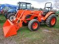 2015 Kubota M5660SUHD Tractor