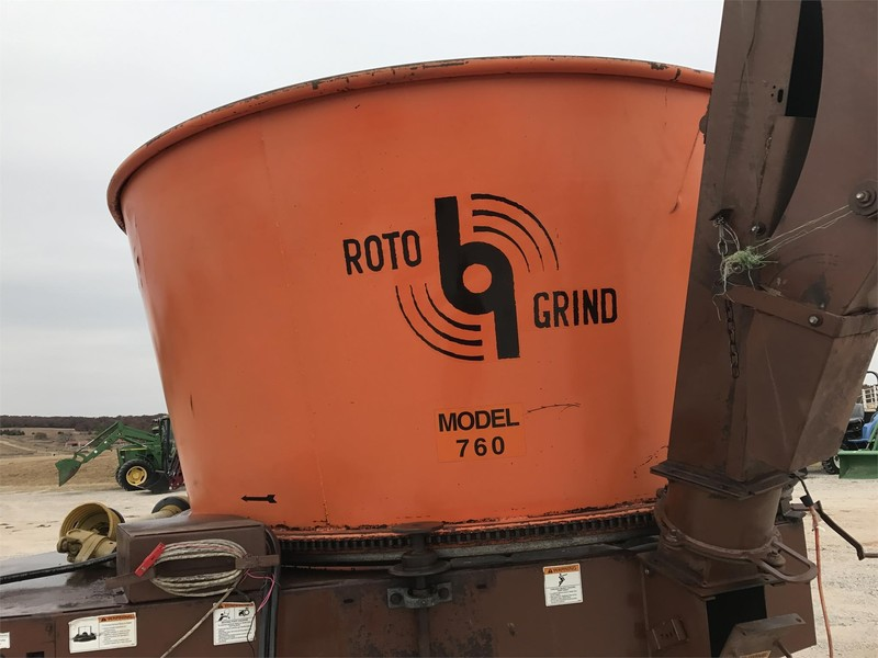 Roto Grind 760 Grinders and Mixer