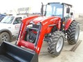 2014 Massey Ferguson 4609 Tractor