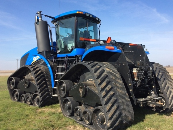 2013 New Holland T9.615 Tractor