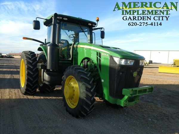 2012 John Deere 8235r Tractor Garden City Ks Machinery Pete