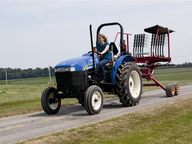 2018 New Holland Prorotor 3114 Rake