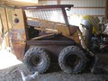 1985 Case 1845C Skid Steer