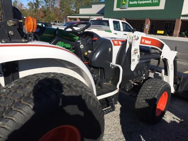 2009 Bobcat CT440 Tractor