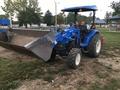 2002 New Holland TC40D Tractor
