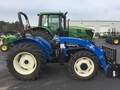 2012 New Holland Workmaster 55 Tractor