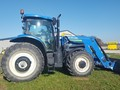 2012 New Holland T7.210 100-174 HP