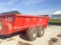 Kuhn Knight 8124 Manure Spreader