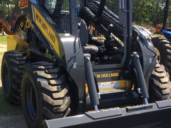 2017 New Holland L234 Skid Steer