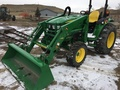 2016 John Deere H180 Front End Loader