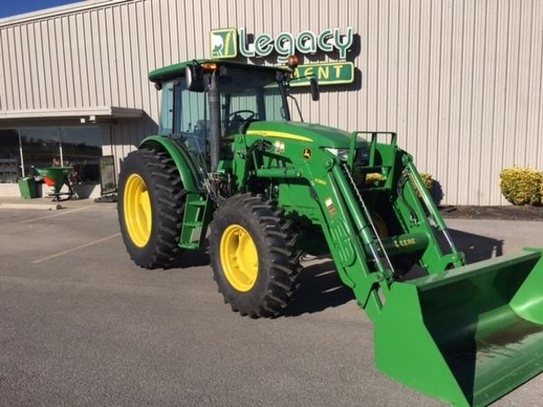John Deere 6140d Specs : John deere d tractor portageville mo