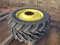 2013 John Deere 380/80R38 Wheels / Tires / Track
