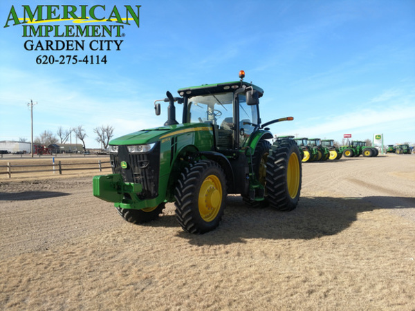 2015 John Deere 8270r Tractor Garden City Ks Machinery Pete