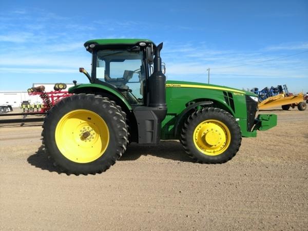 2015 John Deere 8270r Tractor Garden City Ks Machinery Pete
