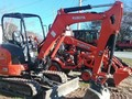 Kubota KX033-4 Excavators and Mini Excavator