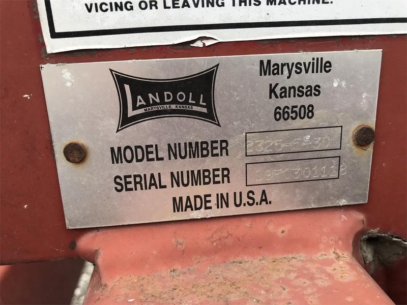 2003 Landoll 2325 Disk Chisel