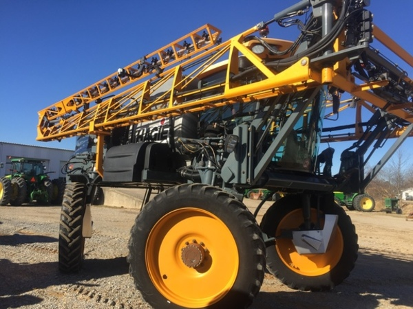 2015 Hagie STS12 Self-Propelled Sprayer