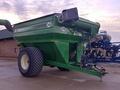 2016 J&M 750 Grain Cart