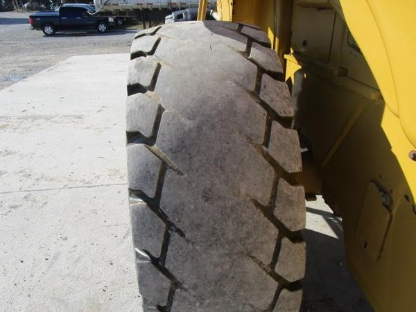 2012 Caterpillar 924H Wheel Loader