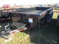 2017 Carry-On 7X14 Flatbed Trailer