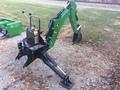 2017 John Deere 260 Backhoe and Excavator Attachment