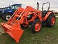 2017 Kubota M6060HD Tractor