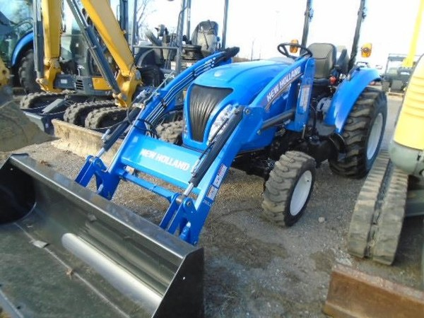Used New Holland Boomer 40 Tractors for Sale | Machinery Pete