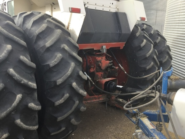 1974 J.I. Case 1070 Tractor