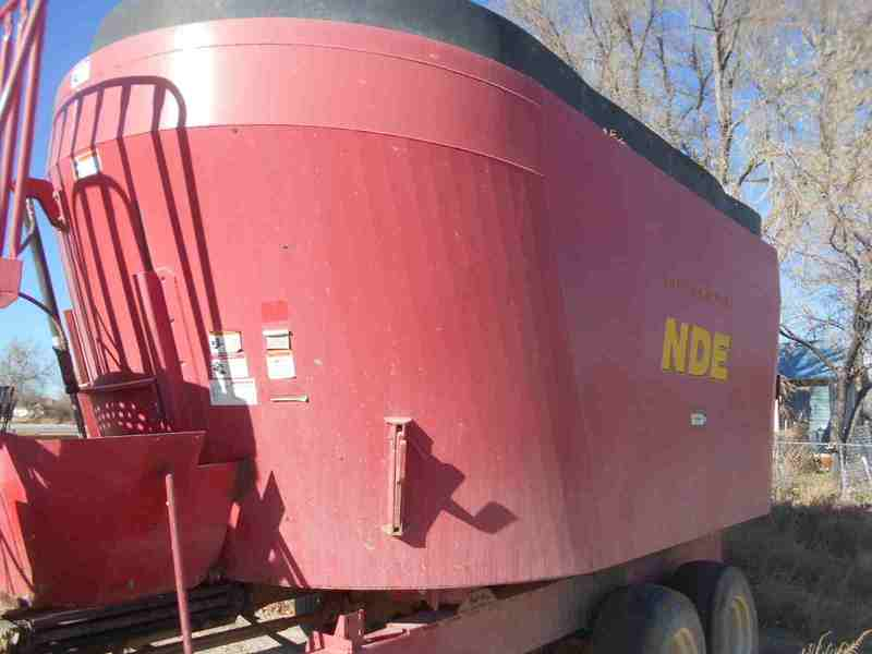 2007 NDE 2802 Grinders and Mixer