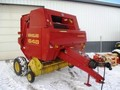 1999 New Holland 648 Round Baler