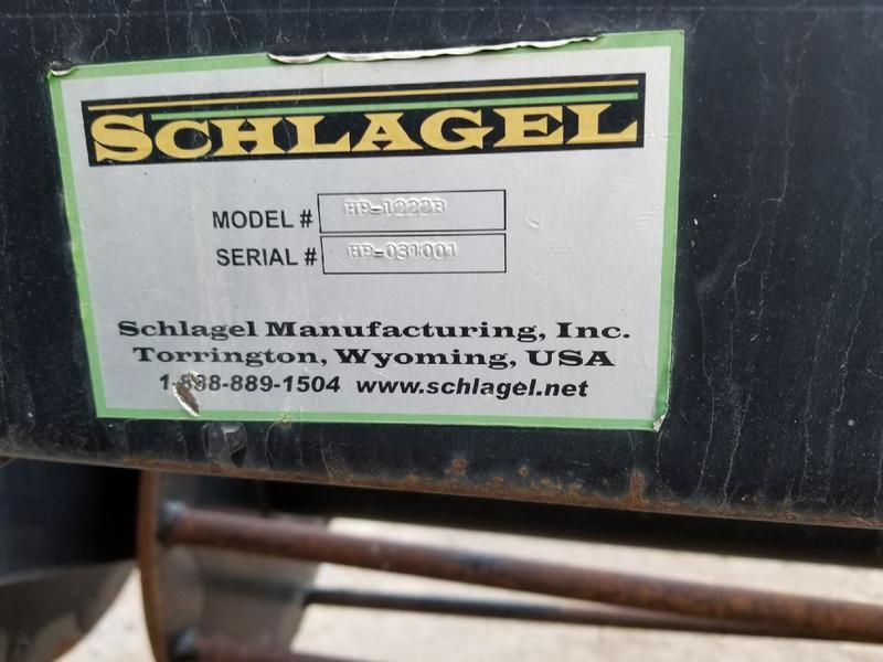 2007 Schlagel 1222B Strip-Till