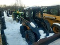 1998 New Holland LX465 Skid Steer
