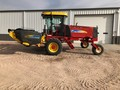 2011 New Holland H8040 Self-Propelled Windrowers and Swather