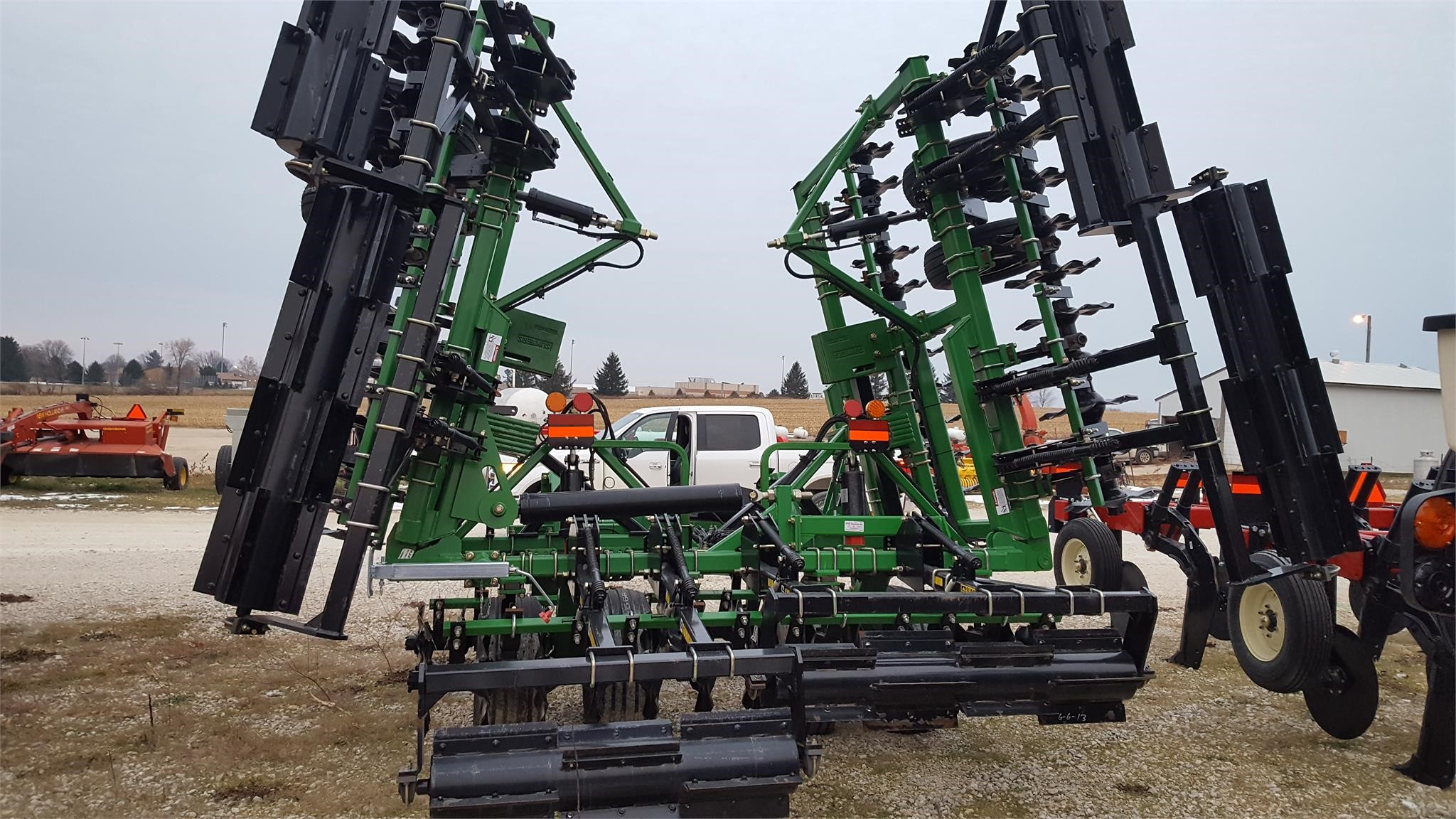 2014 Summers Manufacturing SuperCoulter Plus Vertical Tillage