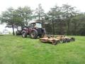 1995 AGCO Allis 8610 Tractor