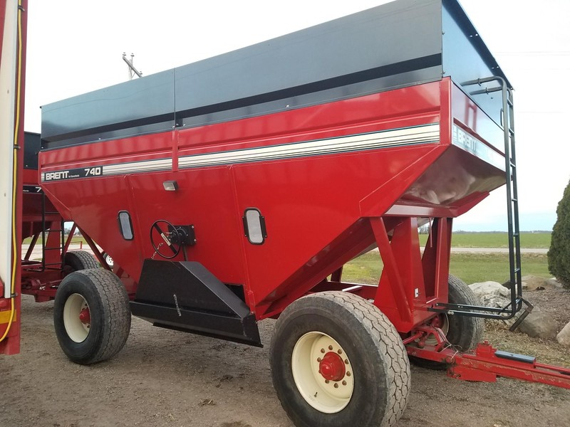 2004 Brent GT750 Gravity Wagon