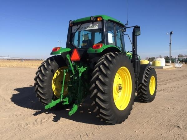 2017 John Deere 6145m Tractor Garden City Ks Machinery Pete