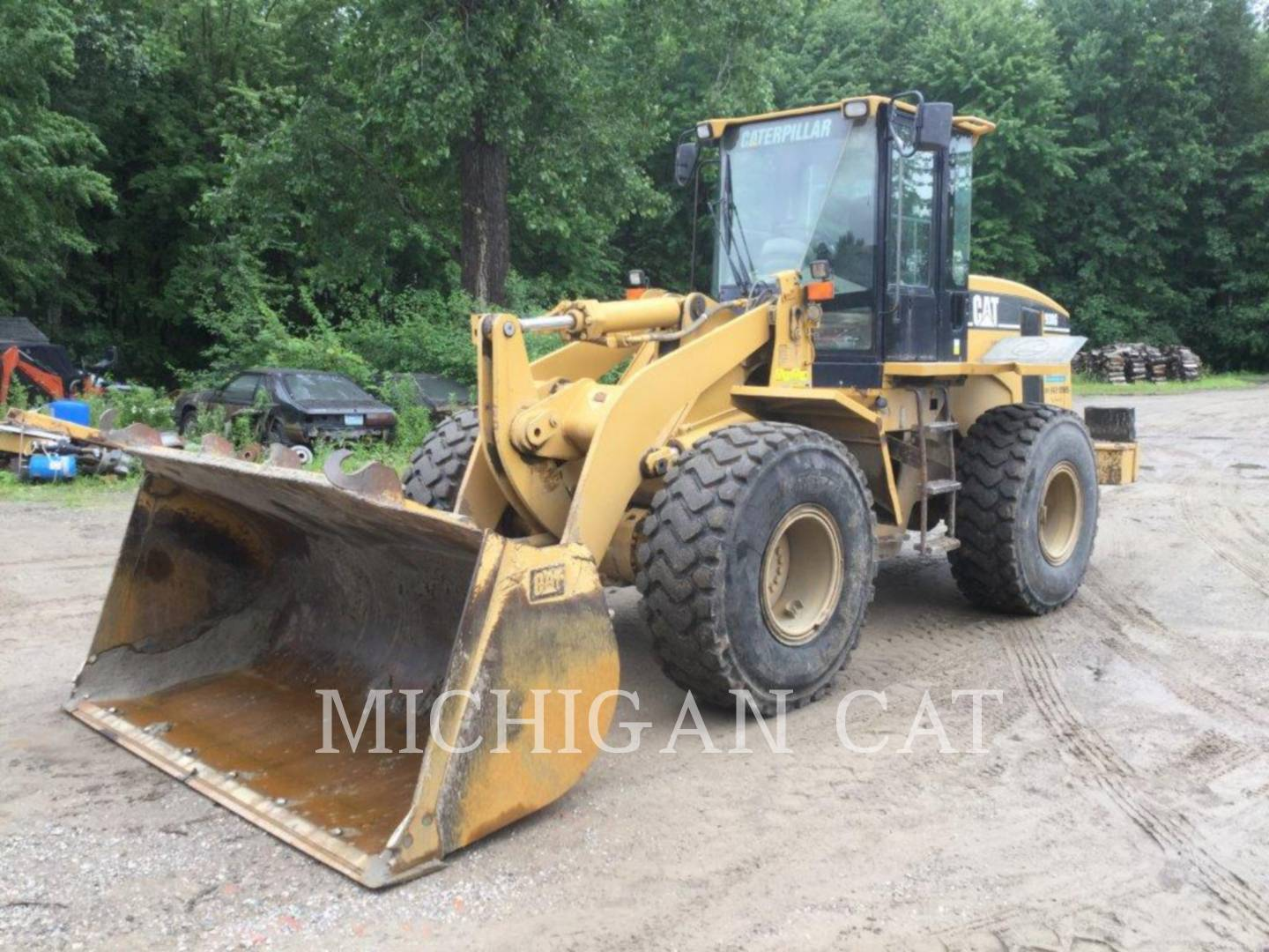 2006 Caterpillar 938GII Miscellaneous