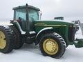 2000 John Deere 8110 Tractor