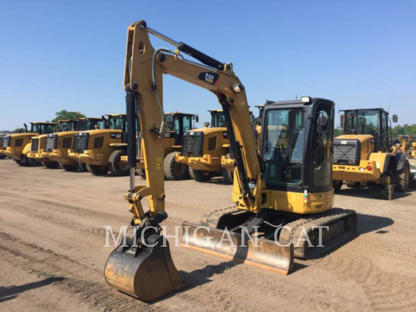 2014 Caterpillar 305.5ECR Excavators and Mini Excavator