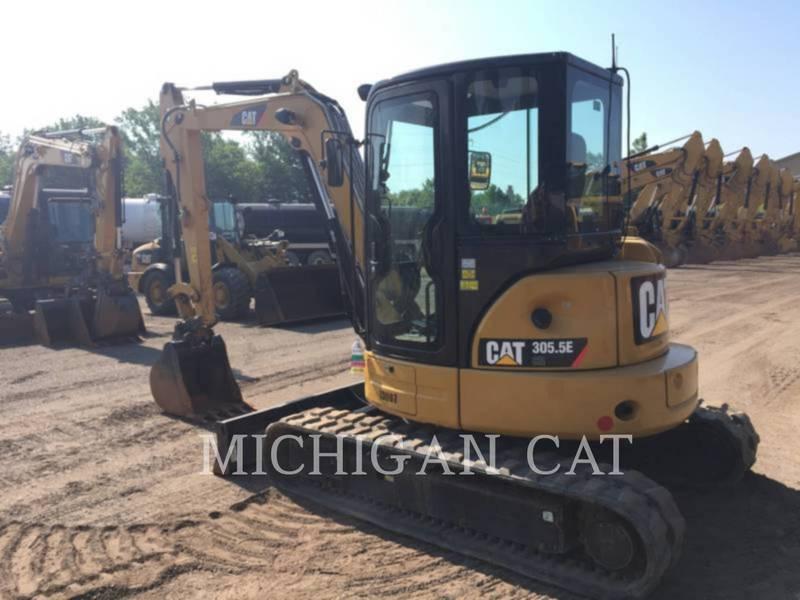 2014 Caterpillar 305.5ECR Excavators and Mini Excavator