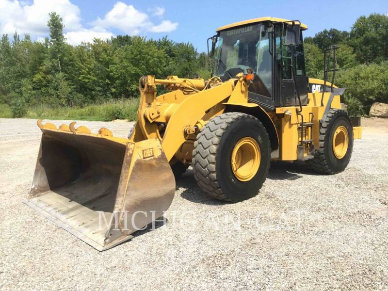 2004 Caterpillar 950GII Wheel Loader