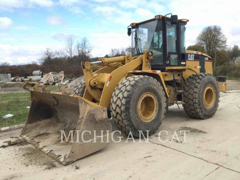 1998 Caterpillar 938G Wheel Loader