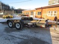 2015 Cam Superline 18' Flatbed Flatbed Trailer
