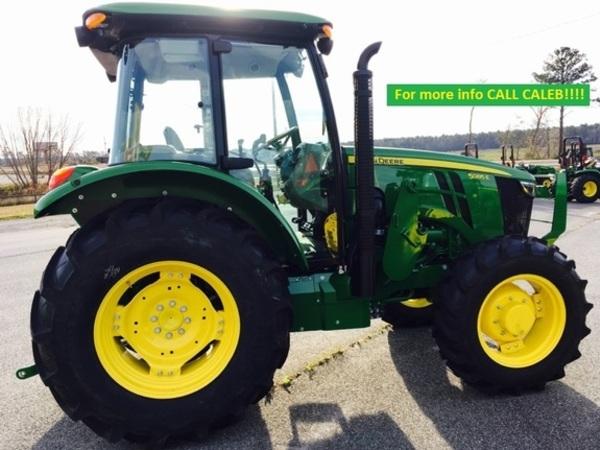 John Deere 5085E Tractor - Valdosta, GA | Machinery Pete