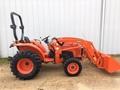 2013 Kubota L3800 Tractor