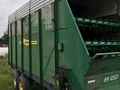 1998 Badger B16 Forage Wagon